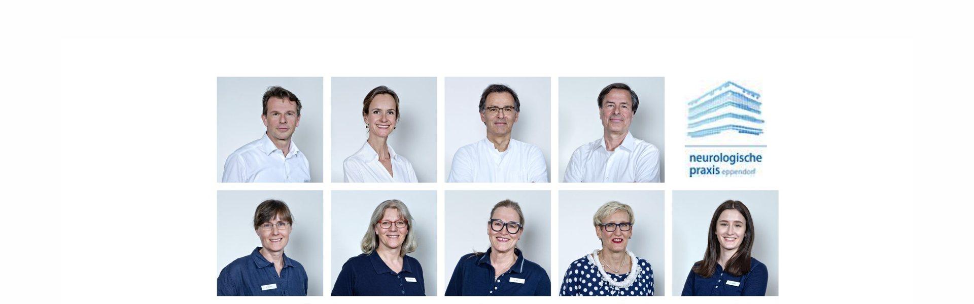 Neurologische Praxis - Unser Team